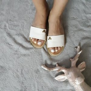 Disney Mickey sandals size 9